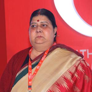 Dr Usha Shrivastava