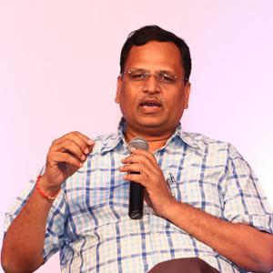Satyendar Kumar Jain