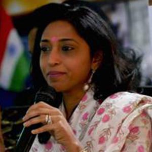 Dr. Prakriti Poddar